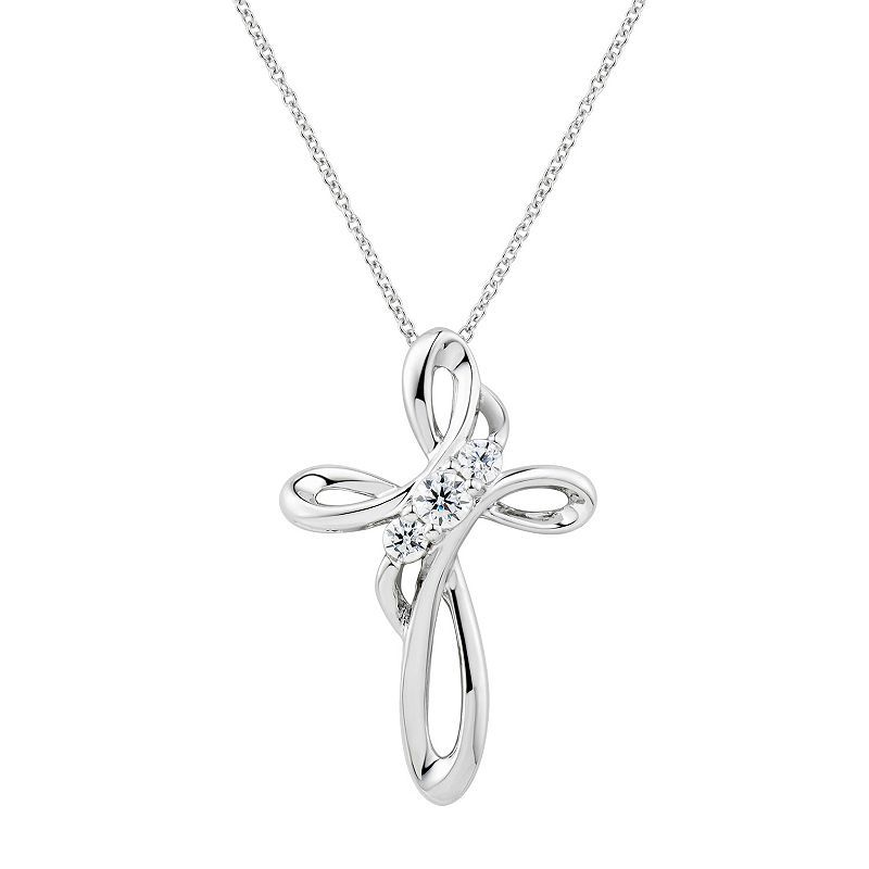 Round Moissanite And Diamond Necklace 3 1 3 Ctw 14k Gold Affiliate Kobelli Necklaces Exceptional Jewelry Moissanite Moissanite Diamonds 3 Carat