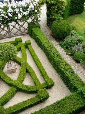 Boxwood Garden Formal Garden Design Beautiful Gardens Landscape Design