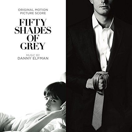Audio CD   $8.39 Fifty Shades Of Grey (Original Motion Picture Score)(Danny Elfman)