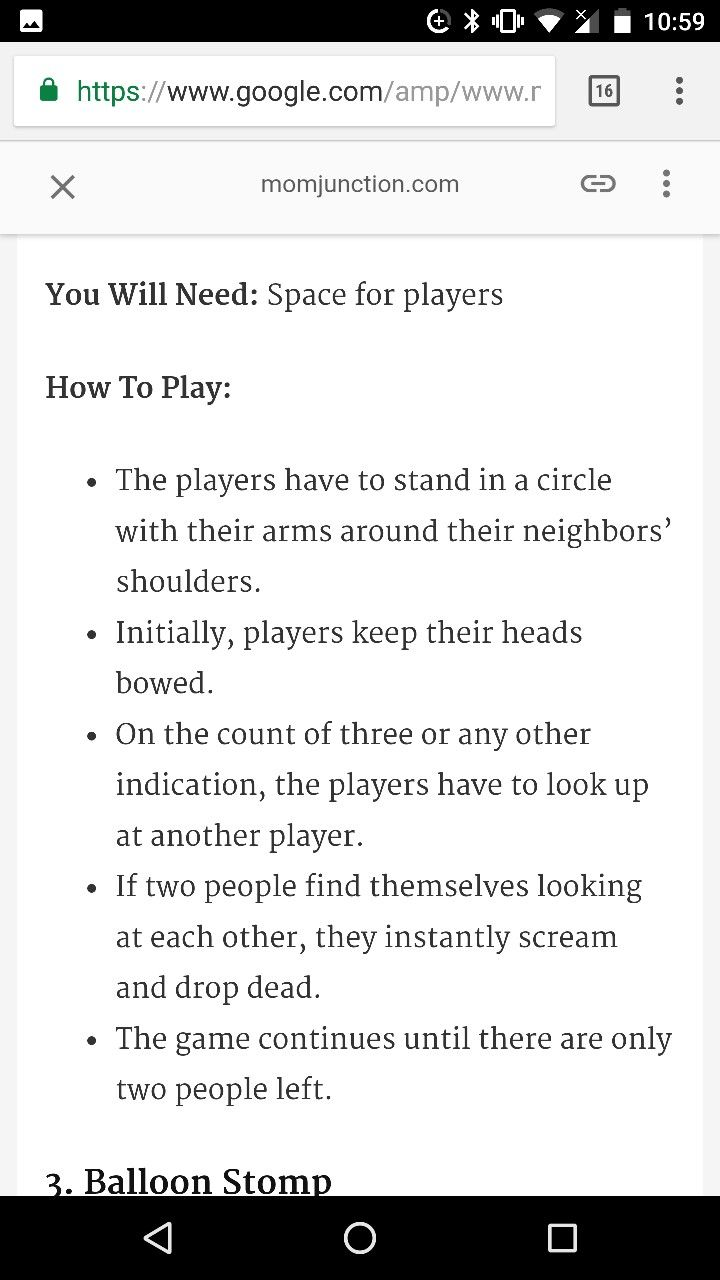 We Played This After Softball Practice For Team Bonding