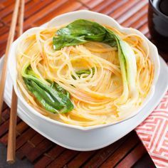 How to Cook and Use Asian Dried Rice Noodles
