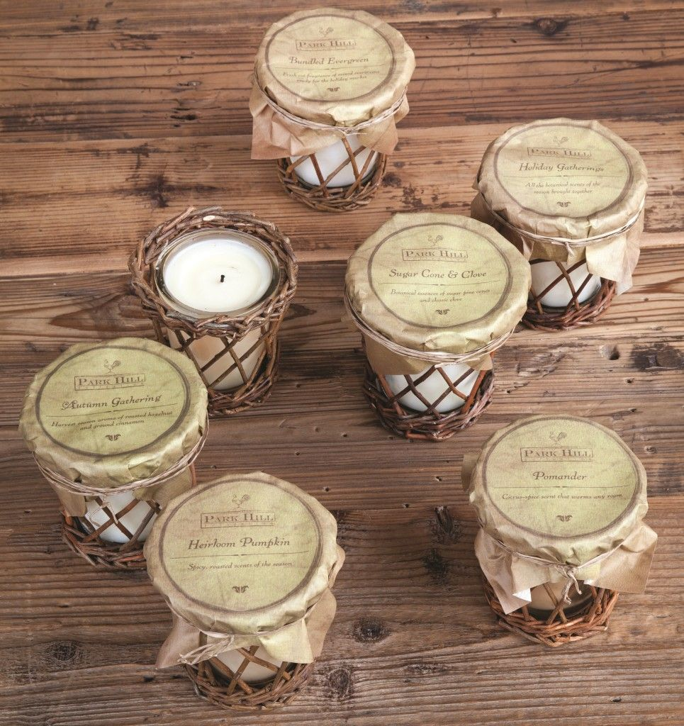 For Fall Pomander Is The Perfect Scent Park Hill Candles