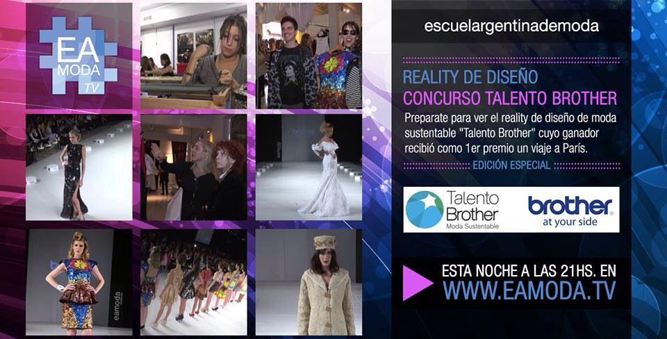 Dise o de moda dise o de indumentaria canal de la moda for Escuela argentina de diseno