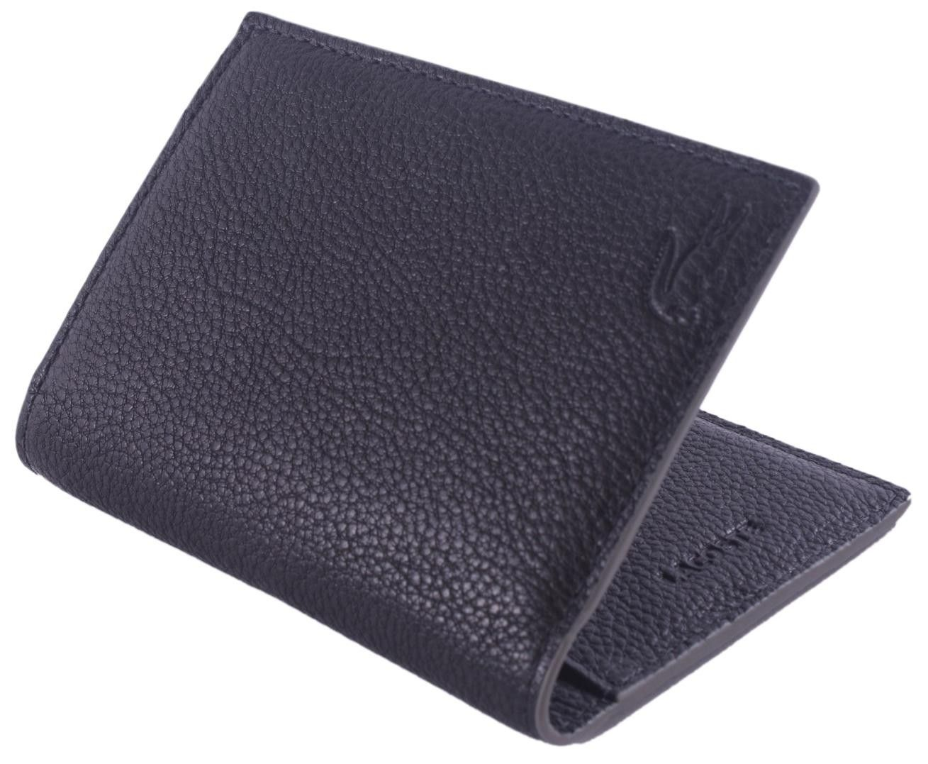 Lacoste Wallet - Black Business Card Wallet #Lacoste #Mens #Wallet ...