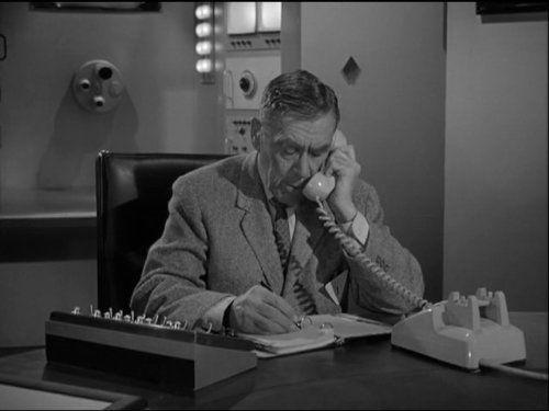 Leo G. Carroll in The Man from U.N.C.L.E. (1964)