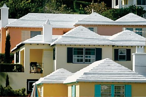 Can White Roofs Fight Global Warming Cool Roof Roof Colors Pretty House
