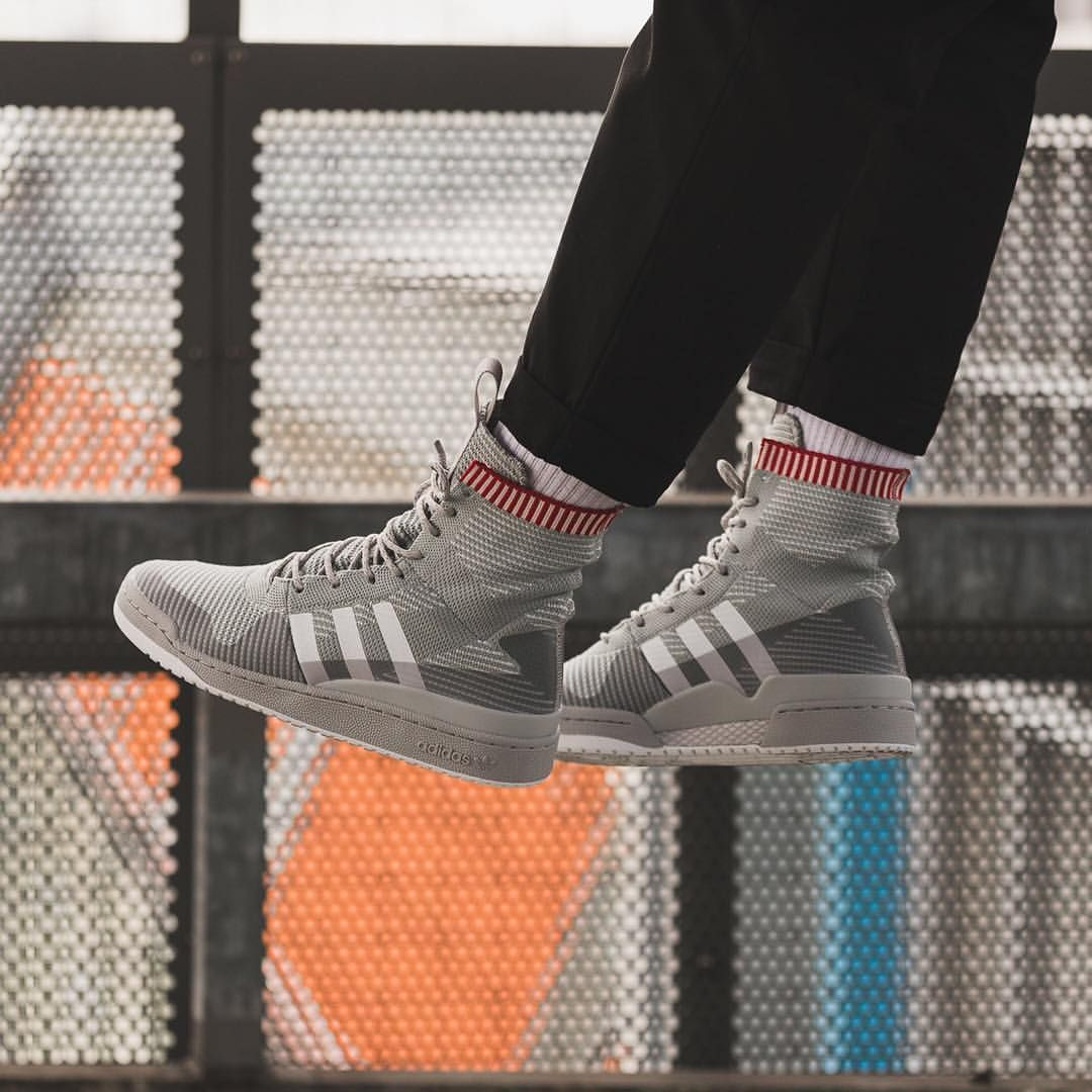 check out be2af 89f9b adidas Originals Forum Winter Primeknit
