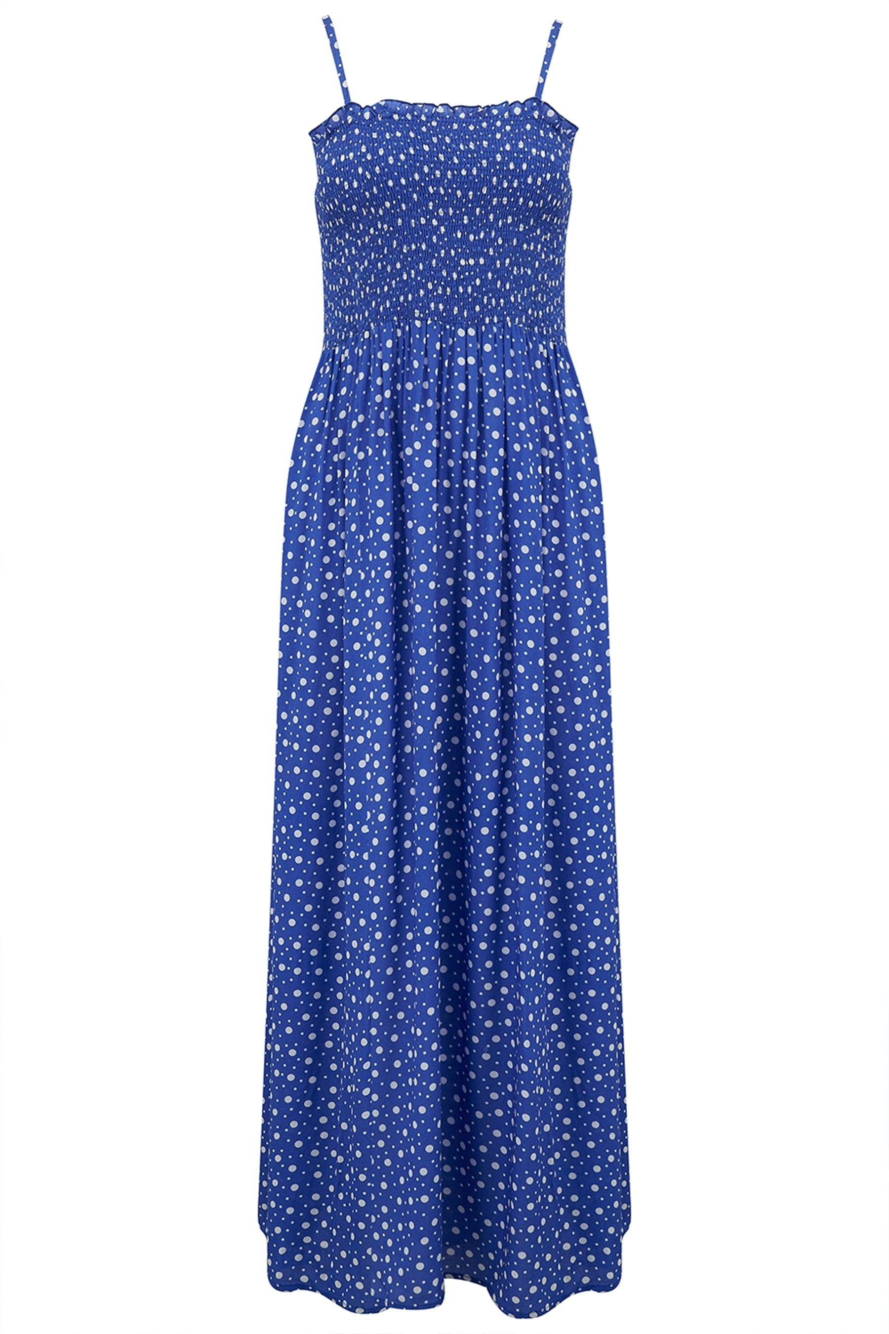 1d77d968b48 Womens Pour Moi Mini Maxi Removable Straps Maxi Dress - Blue in 2019 ...