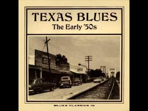 Texas Blues Guitar - You Won't Stay Home (SMOKEY HOGG)