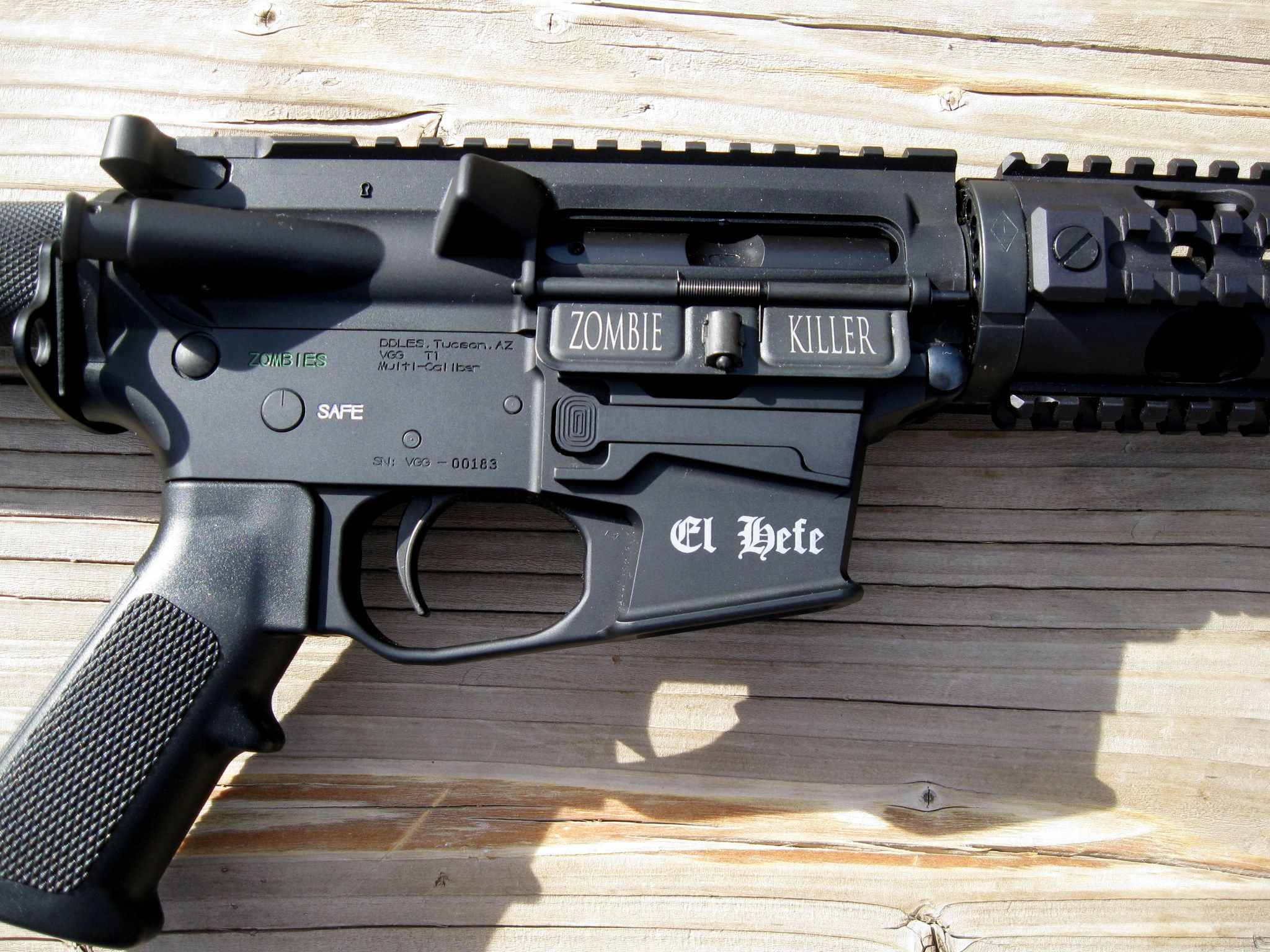 laser engraving machine for firearms