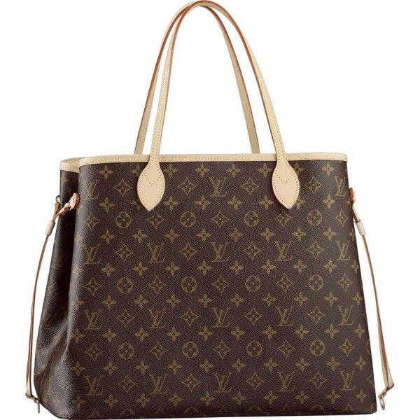 b24a8dabad7 Louis Vuitton Outlet Neverfull GM Monogram Canvas M40157 Handbags ...