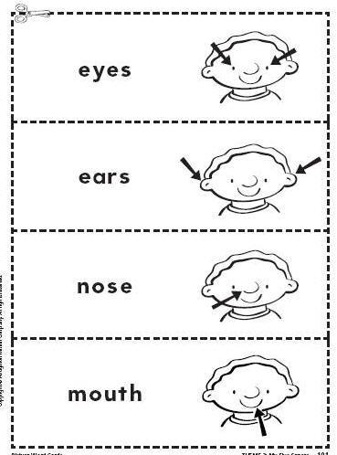 printables English Language Learners