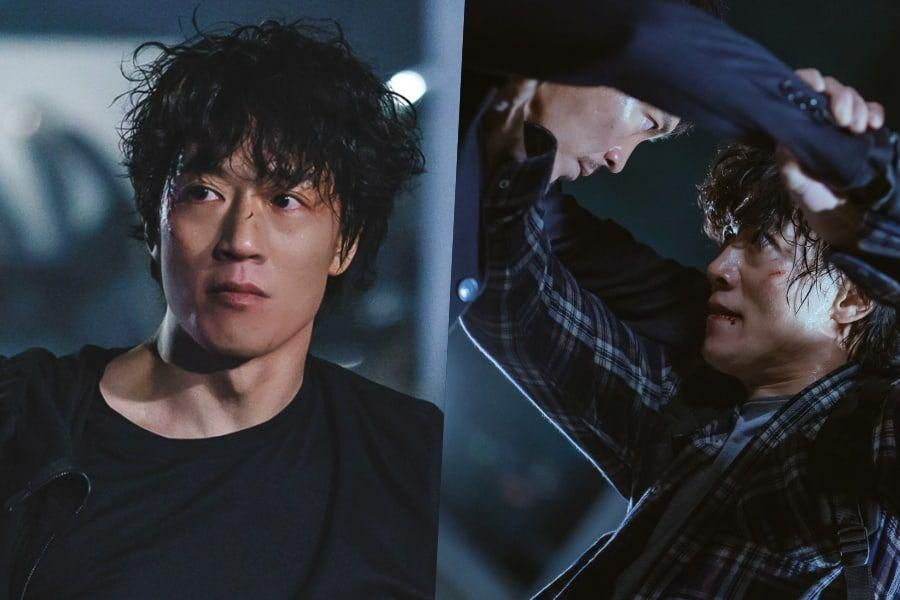 """Watch: Kim Rae Won Fights To Survive As He Struggles To Remember His Identity In New Drama """"L.U.C.A.: The Beginning"""""""