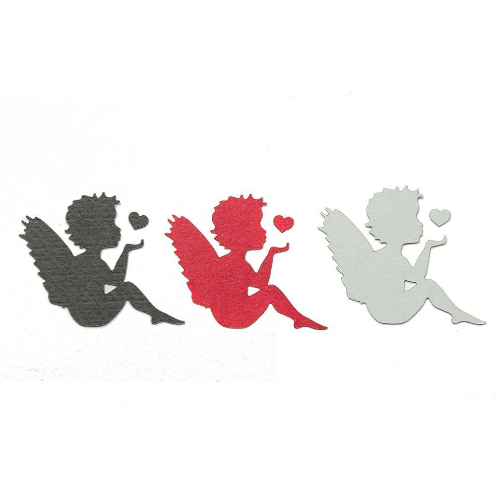 Die Engel Mit Herz Schablonen Engel Vorlage Weihnachten Engel