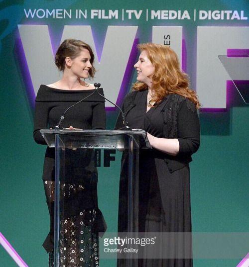 Kristen and Stephenie Meyer