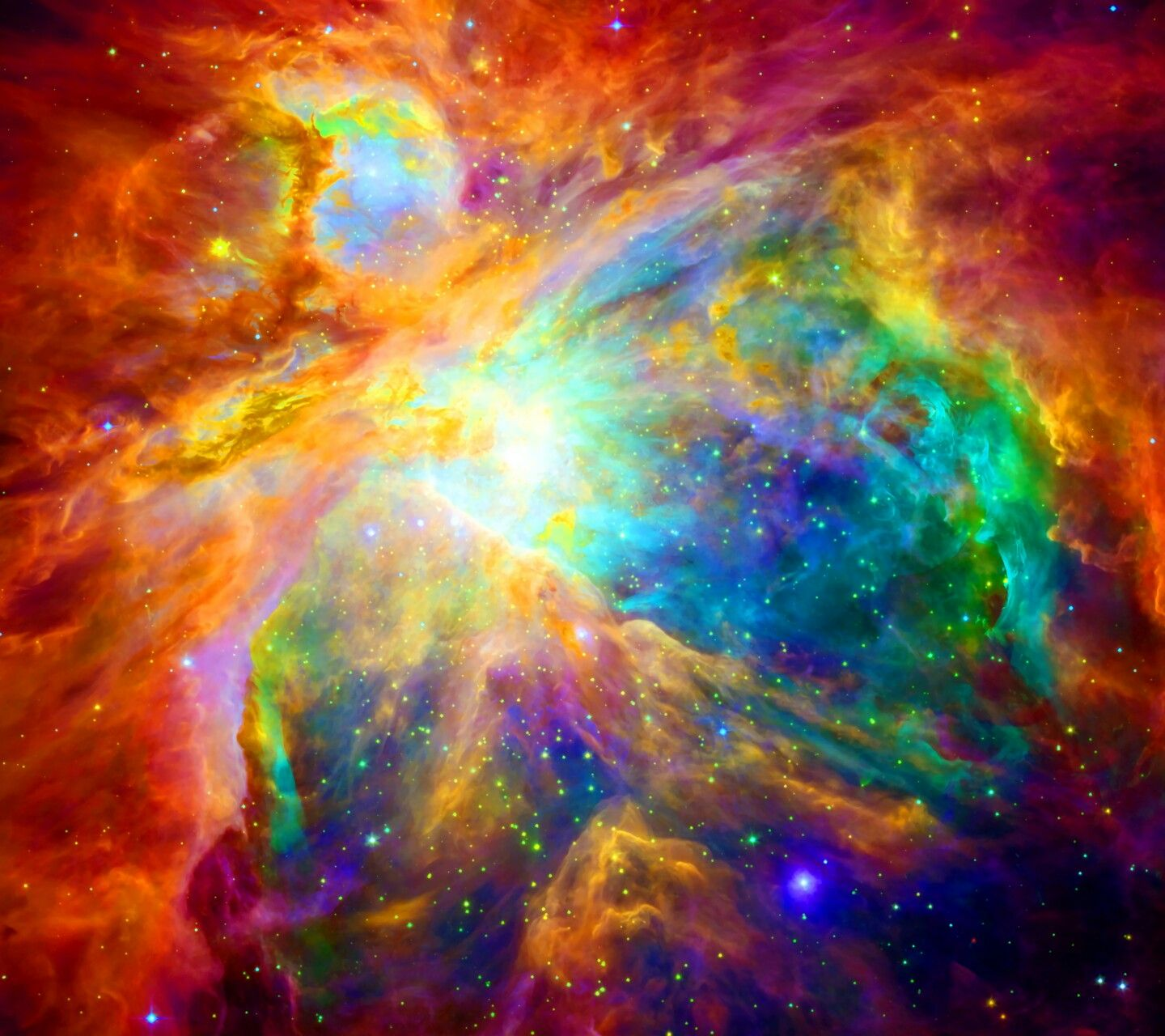 Pin by Michelle Ryley on NASA Orion nebula, Hubble space