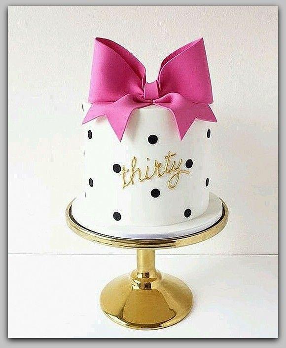 Pasteles de Cumpleaños para mujeres de 30 e imagenes de tortas ...