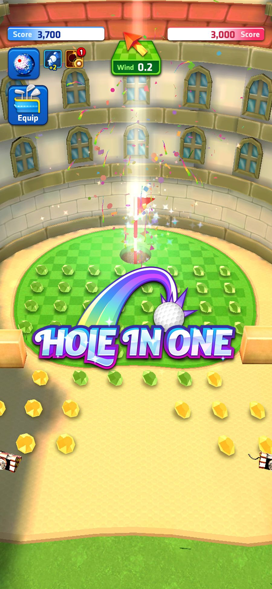 Mini Golf King - Multiplayer #Games#PNIX#Sports#ios (With ...