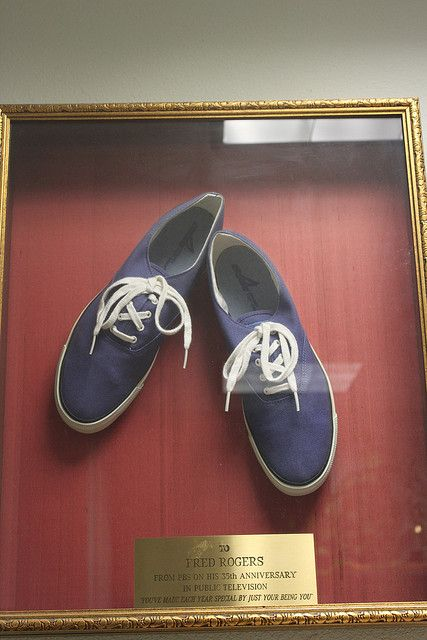 Fred S Shoes Fred Rogers Mister Rogers Neighborhood Mr Rogers Shoes