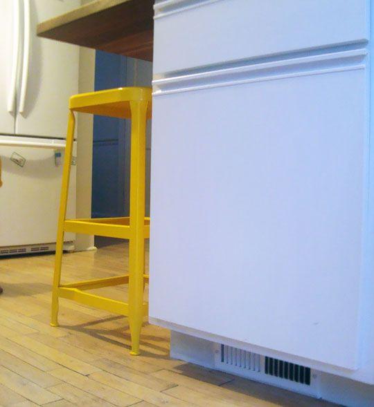 My Kitchen Treat Toe Kick Heat Register Heat Registers Heat Floor Vents