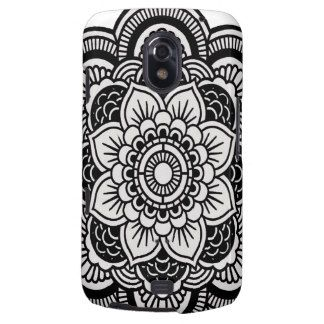 Flower of Life Sacred Geometry Mandala Samsung Galaxy Nexus Cover