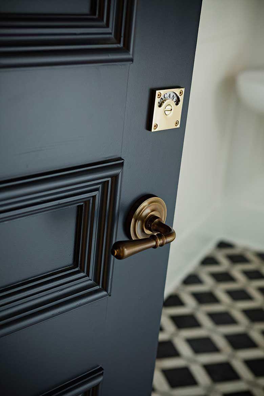 Occupied Engaged Door Locks Vintage Hardware Doors Doors Interior