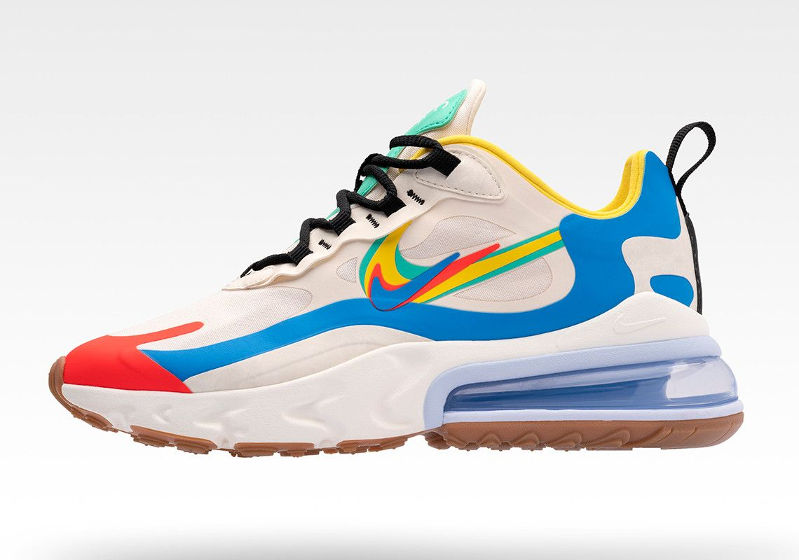 Nike Air Max 270 React Legend of Her Pack | SneakerNews.com ...