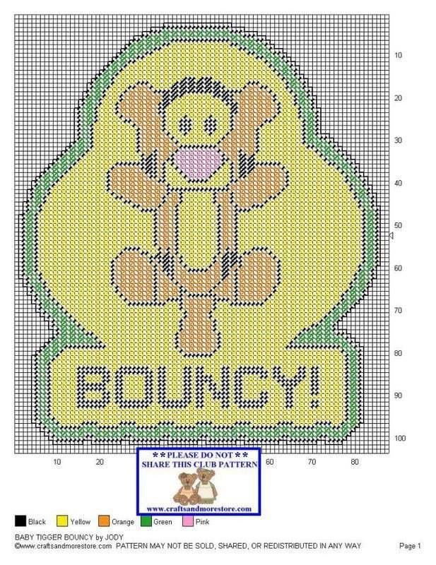 BABY TIGGER BOUNCY by JODY