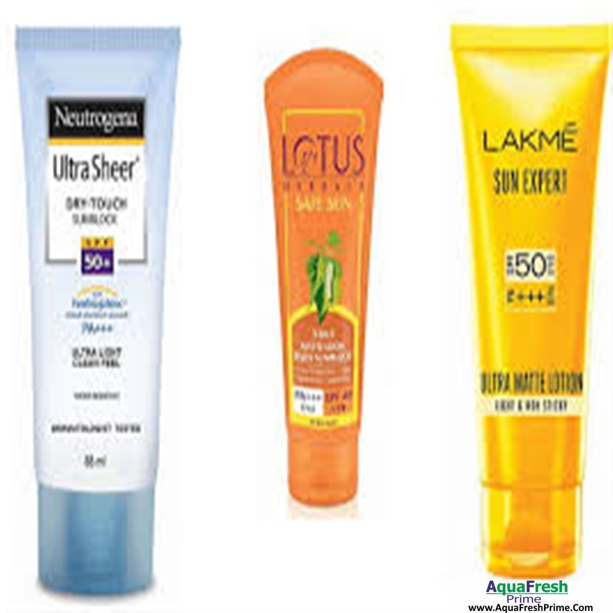 Best Sunscreen For Oily, Acne-Prone, Sensitive & D
