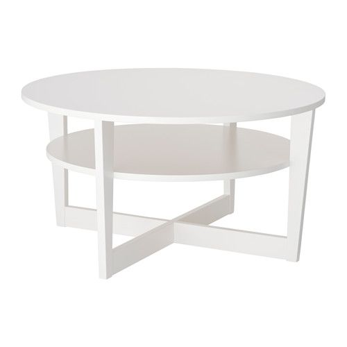 Vejmon Soffbord Svartbrun 90 Cm Ikea Coffee Table Ikea Coffee Table White Gloss Coffee Table