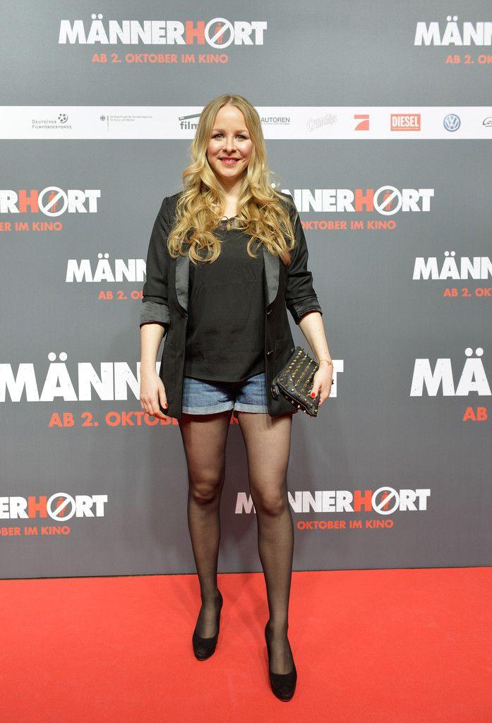 Jasmin Schwiers Photos Photos Maennerhort German Premiere Premiere Photo Zimbio