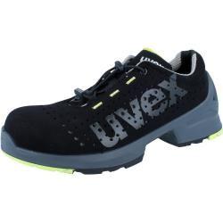Uvex 1 zapato bajo 8543.8 S1 Src negro Uvex Safety