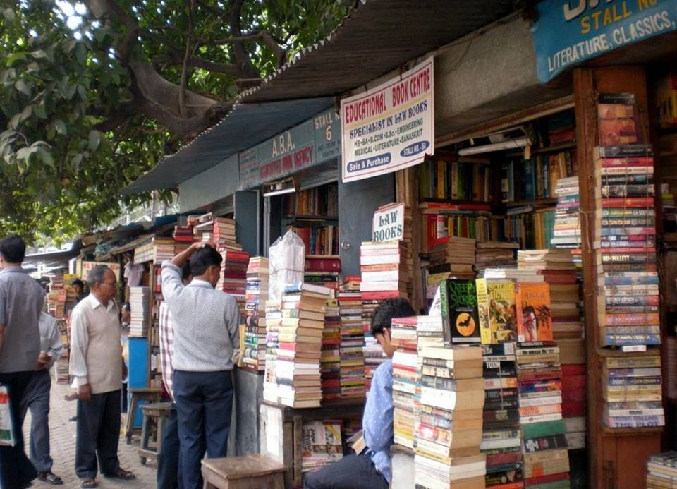 The Book Quest walk takes you along the Bengali