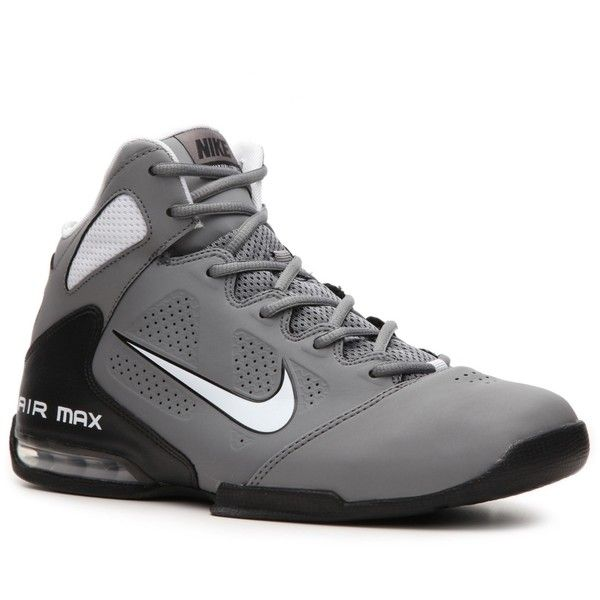 Details about Nike Air Max Full Court 2 Wolf Grey Black Shoes Mens Size11.5 511301 002
