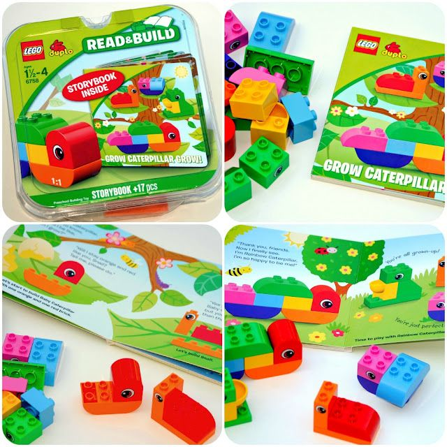 LEGO DUPLO Books and Bricks Review with a LEGO Gift Card ...