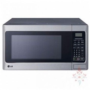 115 00 Lg Lms1190st Countertop Microwave 1 1 Cu Ft Capacity