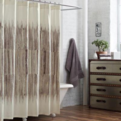 Kenneth Cole ReactionAR Home Landscape Shower Curtain