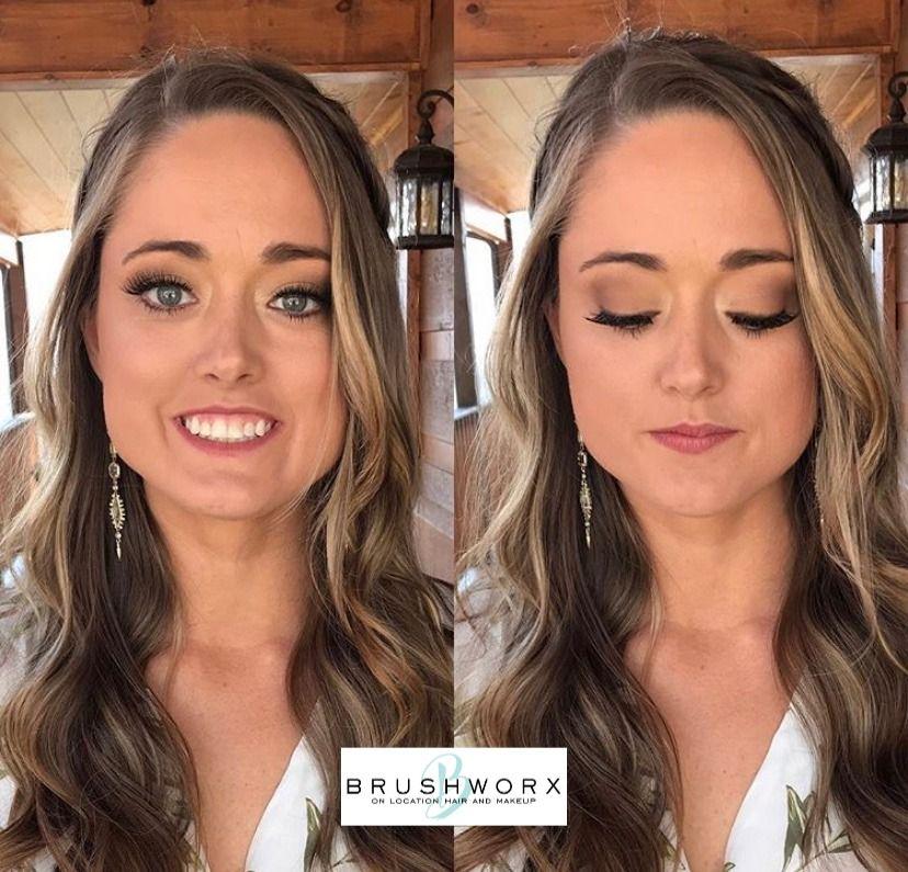 Bridal makeup Classic Soft Glam in 2020 Bridal makeup