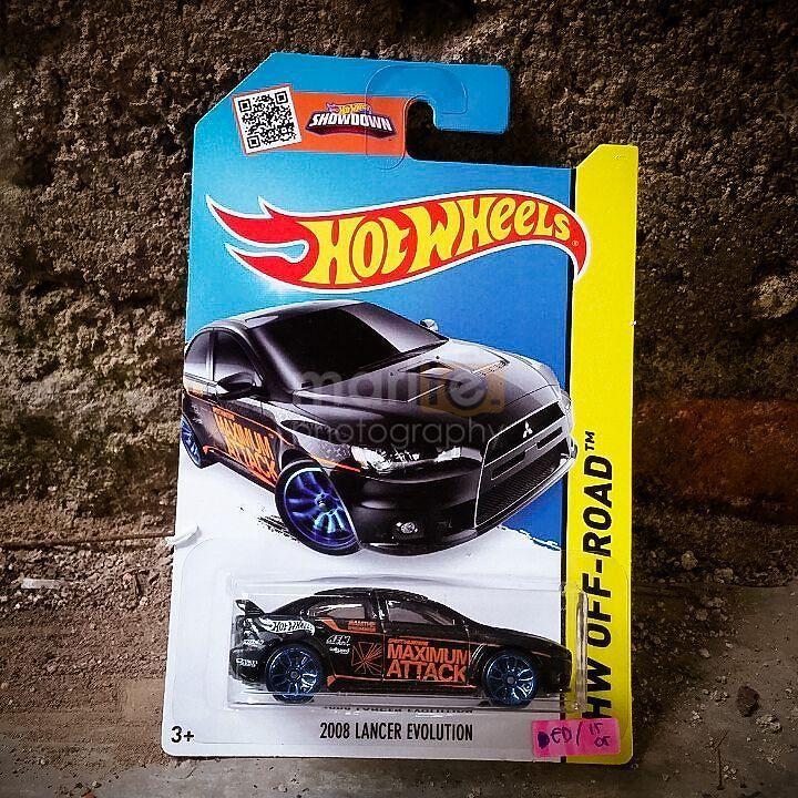 2008 Lancer Evolution  Anggap kondisi cardbubble jelek Harga : 40K (EXCLUDED ONGKIR)  Harap teliti sebelum membeli. Fast response : 08118585077 (Whatsapp)  #hotwheels #mattel #diecast #hotwheelscollector #jualbelihotwheels #hotwheelsmania #hotwheelsjakarta #hotwheelsmurah #hotwheelsaddict #diecastcollector #toysforsale #jualmainan #jualhotwheels #jualhotwheelsmurah #jualanhotwheels #diecastforsale #hotwheelslovers #hotwheelskaskus #hotwheelsindonesia #hotwheelsaddict #hotwheelssale #hotwheelsindo #hotwheelsjakarta #hotwheelsfactorysealed #hotwheelsrealriders #hotwheelsthunt #diecast #diecastindo #diecastindonesia #hotwheelshunter #hotwheelsforsale  #hotwheelsindonesia #jualanhotwheelsmurah by rainnerius_deny