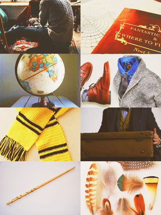 """Fantastic Beasts Aesthetics: Newt Scamander """"My philosophy is worrying makes you suffer twice"""""""