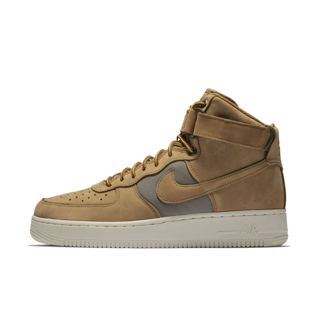 quality design a81d3 4256f Nike Air Force 1 High  07 Premium Men s Shoe Size 10.5 (Wheat)