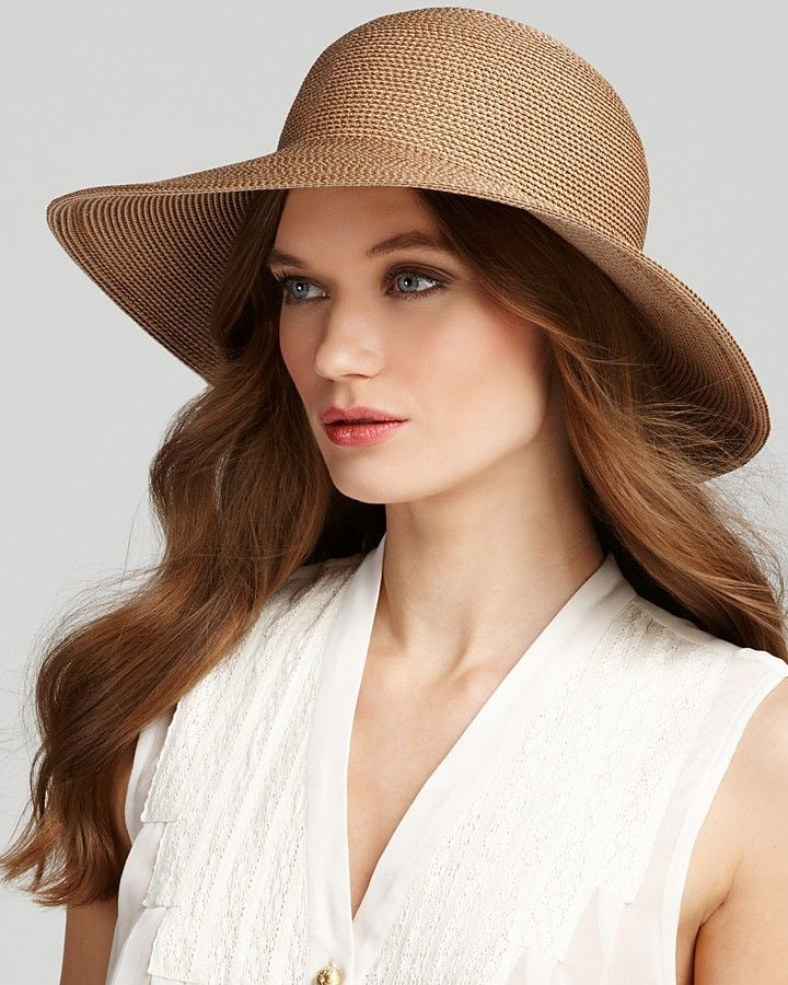 b8462608a70ab Eric Javits Packable Squishee IV Short Brim Sun Hat