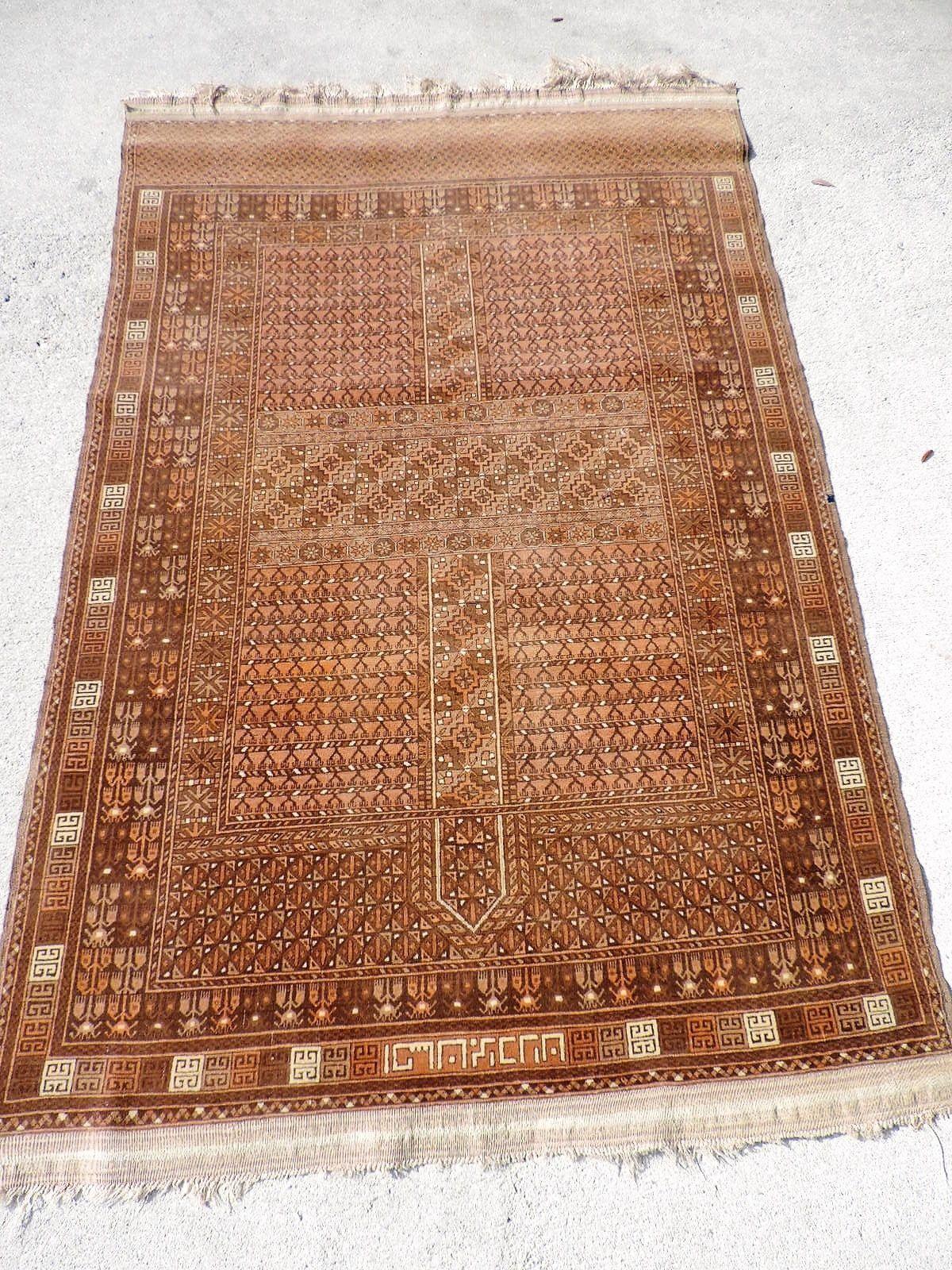Mori Afghan Enzi Wool Rug Ebay