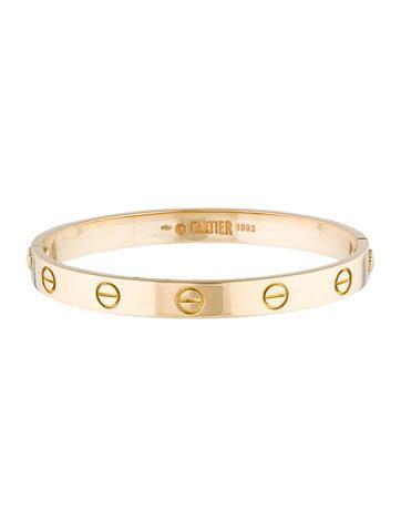 f7e4427d336 Cartier Love Bracelet