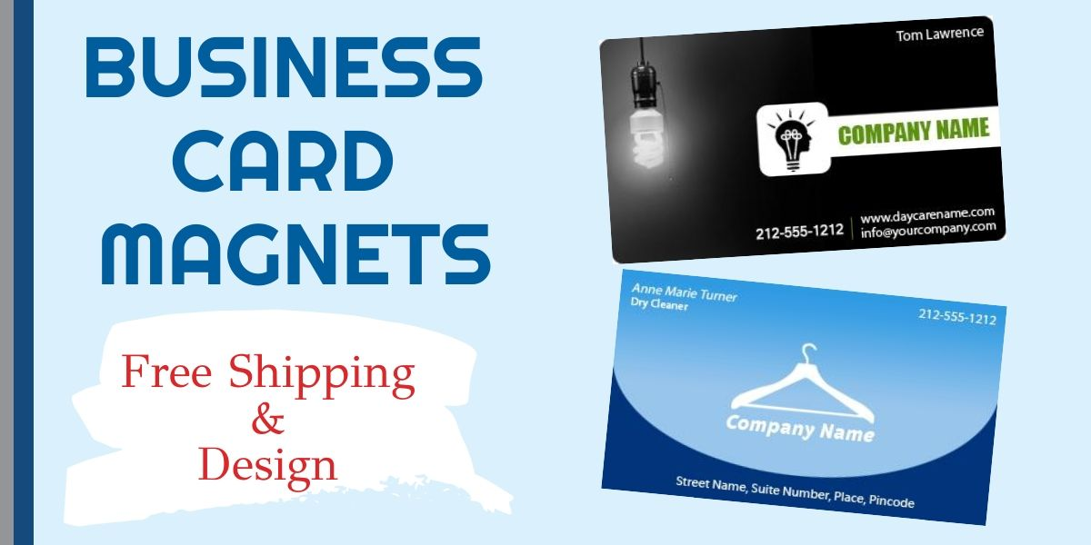 Create A Lasting Impression In Your Clients Mind By Issuing These Business Card Magnets High Quality A Magnetic Business Cards Business Company Names Business