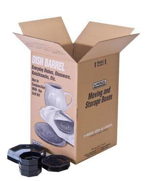 dish barrel box moving boxes pinterest moving supplies barrels and dishes. Black Bedroom Furniture Sets. Home Design Ideas