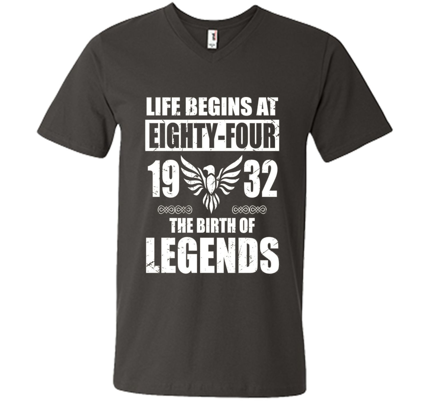Life Begins At 84, 1932 The Birth Of Legends, Birthday Gifts