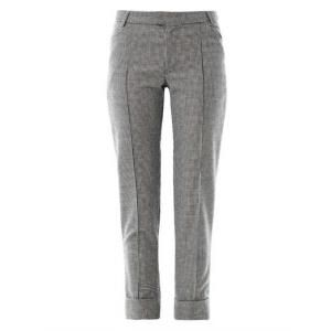 Band of Outsiders - Wool Trouser Pants Houndstooth Grey - $104.00 (70% off)