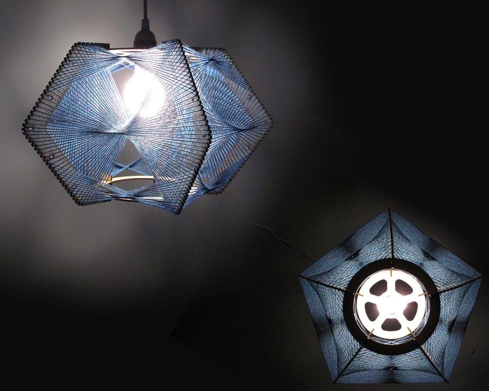 Pin On Diy Weave Lamps