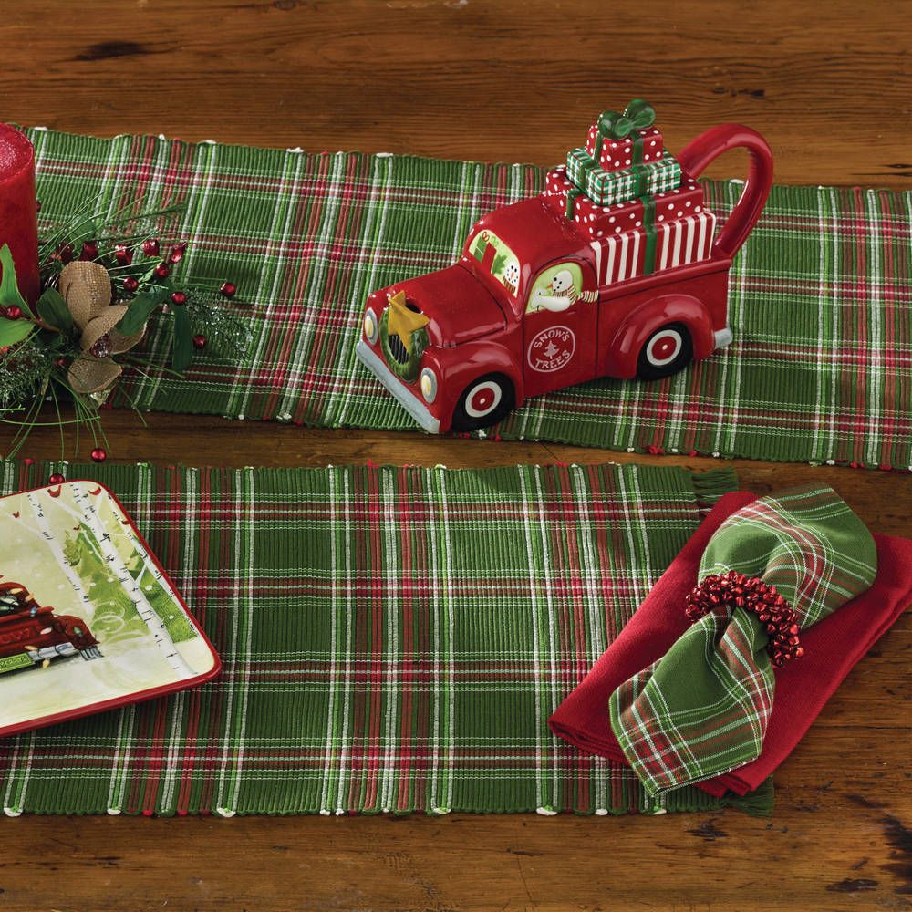 Country Pines Christmas Tree Farms: Wintergreen Placemat